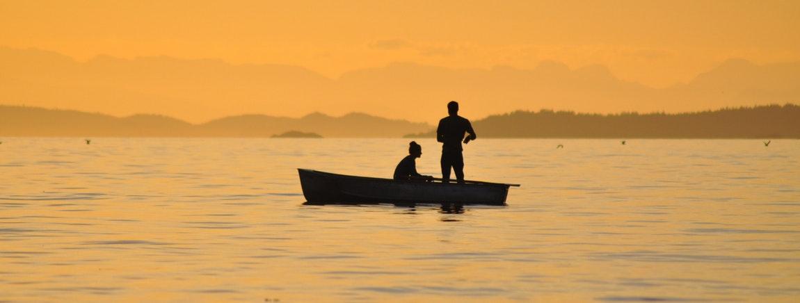 fishing-sunset-british-columbia-catching-fish-54580